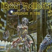 Iron Maiden: Somewhere In Time (180g), LP