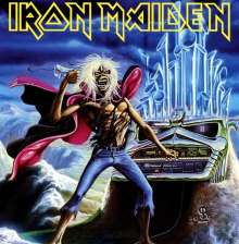 Iron Maiden: Run To The Hills (Live), Single 7""