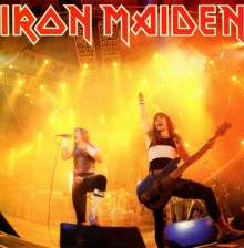 Iron Maiden: Running Free (Live), Single 7""