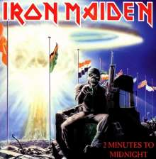 Iron Maiden: 2 Minutes To Midnight, Single 7""