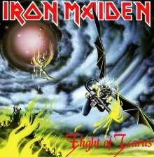 """Iron Maiden: Flight Of Icarus, Single 7"""""""