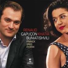 Renaud Capucon & Khatia Buniatishvili - Franck, Grieg, Dvorak, CD