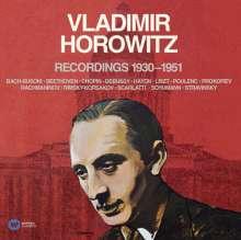 Vladimir Horowitz - Complete HMV Recordings 1930-1951, 3 CDs