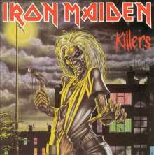 Iron Maiden: Killers (180g), LP