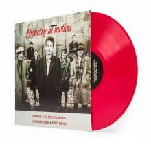 """The Pogues: Poguetry In Motion (Limited-Edition) (Red Vinyl), Single 12"""""""