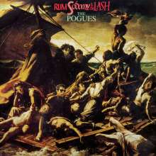 The Pogues: Rum, Sodomy And The Lash (180g), LP