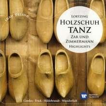 Albert Lortzing (1801-1851): Zar und Zimmermann (Ausz.), CD