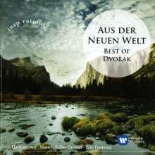 Antonin Dvorak (1841-1904): Aus der Neuen Welt - Best of Dvorak, CD