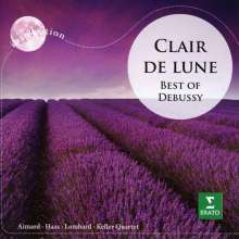 Claude Debussy (1862-1918): Clair De Lune - Best of Debussy, CD