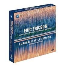 Eric Ericson - Europäische Chormusik, 6 CDs