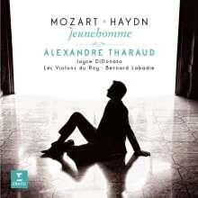 Alexandre Tharaud - Mozart & Haydn, CD