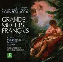 Grands Motets Francais, 4 CDs