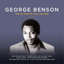George Benson (geb. 1943): The Ultimate Collection, CD