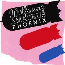 Phoenix: Wolfgang Amadeus Phoenix, CD