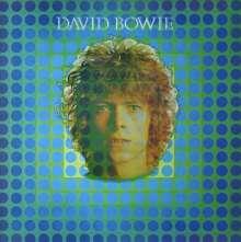 David Bowie (1947-2016): David Bowie (Aka Space Oddity) (Remaster 2015), CD