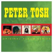 Peter Tosh: Original Album Series, 5 CDs