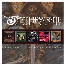 Jethro Tull: Original Album Series, 5 CDs