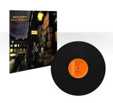 David Bowie: The Rise And Fall Of Ziggy Stardust And The Spiders From Mars (remastered 2012) (180g), LP