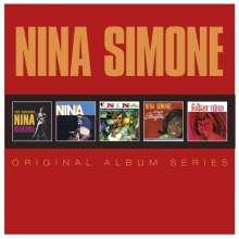 Nina Simone (1933-2003): Original Album Series, 5 CDs