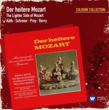 Wolfgang Amadeus Mozart (1756-1791): Der heitere Mozart, CD