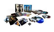 "Pink Floyd: The Division Bell (2011 remastered) (Limited Edition) (CD + 2 LP + 1 Blu-ray + 2  7""es + 12"" + Kunstdruck), CD"