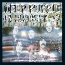 Deep Purple: In Concert '72 (2012 Remix), CD