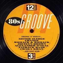 80s Groove: 12 Inch Dance, 3 CDs