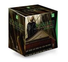 Domenico Scarlatti (1685-1757): Die 555 Cembalosonaten, 34 CDs