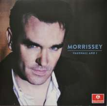 Morrissey: Vauxhall And I (20th Anniversary Definitive Master) (remastered), LP