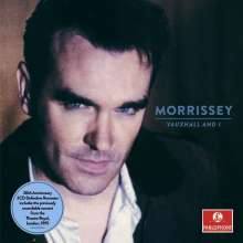 Morrissey: Vauxhall And I (20th Anniversary Definitive Remaster), 2 CDs
