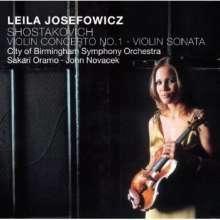 Dmitri Schostakowitsch (1906-1975): Violinkonzert Nr.1, CD