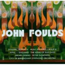 John Foulds (1880-1939): Music-Pictures Group III op.33, CD