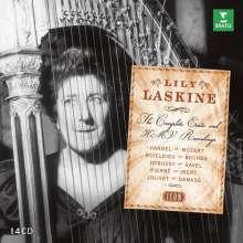 Lily Laskine - Sämtliche HMV & Erato Aufnahmen (Icon Series), 14 CDs