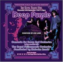 Deep Purple: Concerto For Group & Orchestra (180g) (2002 Remix/Remaster), 3 LPs