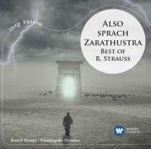 Richard Strauss (1864-1949): Also sprach Zarathustra op.30, 2 CDs