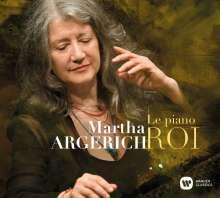 Martha Argerich - Le Piano Roi, 3 CDs