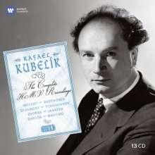 Rafael Kubelik - Sämtliche HMV-Aufnahmen (Icon Serien), 13 CDs