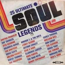 25 Ultimate Soul Legends, CD