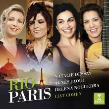 Natalie Dessay, Agnes Jaoui, Helena Noguerra, Liat Cohen - Rio Paris, CD