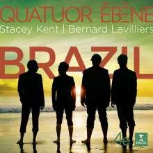 Quatuor Ebene - Brazil, CD