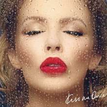 Kylie Minogue: Kiss Me Once (CD + DVD) (Special Edition), 1 CD und 1 DVD