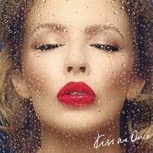 Kylie Minogue: Kiss Me Once, CD