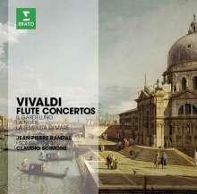 Antonio Vivaldi (1678-1741): Flötenkonzerte op.10 Nr.1-6, CD