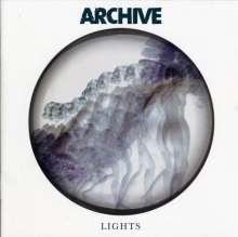 Archive: Lights, CD