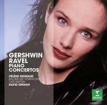 George Gershwin (1898-1937): Klavierkonzert in F, CD