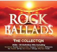 Rock Ballads (The Collection), 3 CDs