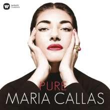 Pure Maria Callas (24-bit/96-kHz-Remastering), CD