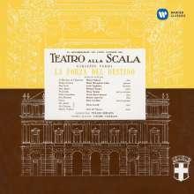 Giuseppe Verdi (1813-1901): La Forza del Destino, 3 CDs
