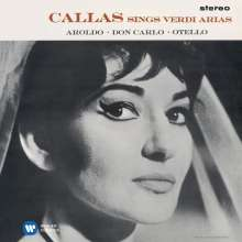 Maria Callas - Verdi-Arien Vol.2, CD
