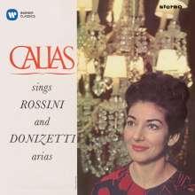 Maria Callas - Arien von Rossini & Donizetti, CD